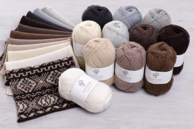 Double Knit The Good Yarn Ashford Neutrals