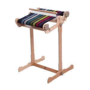 The Good Yarn - Ashford Loom - SL40LS sampleIt loom stand