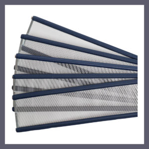 Stainless Steel Reeds